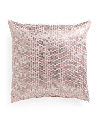 Mosaic Pillow - TJ Maxx.jpg